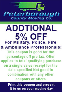 Additional 5% Off for  Military, Police, Fire, &Ambulance Professionals